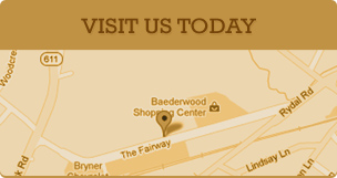 Get Directions to Baederwood Pharmacy